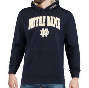 NOTRE DAME Fightin Irish hooded sweatshirt